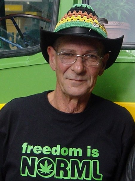 Live like it's Legal! Dakta Green. Hero. Political Prisioner.