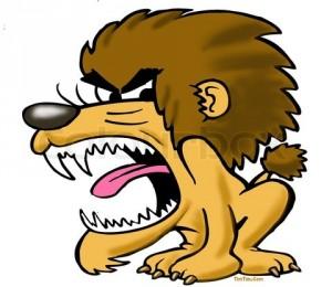 2528944-32598-angry-lion