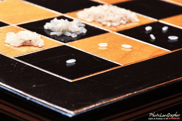 The story of Chess ? Povestea jocului de sah