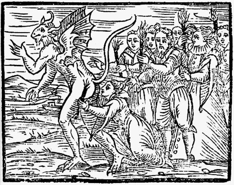 devils anus