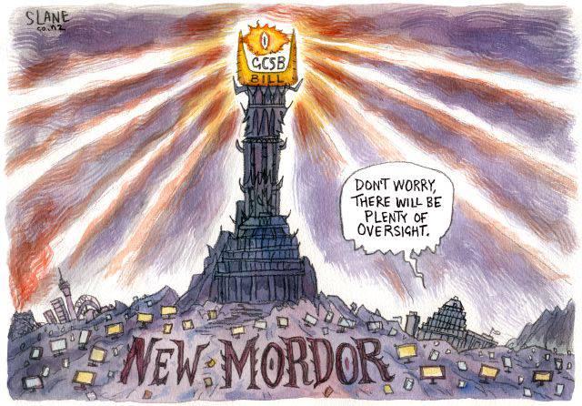 new mordor