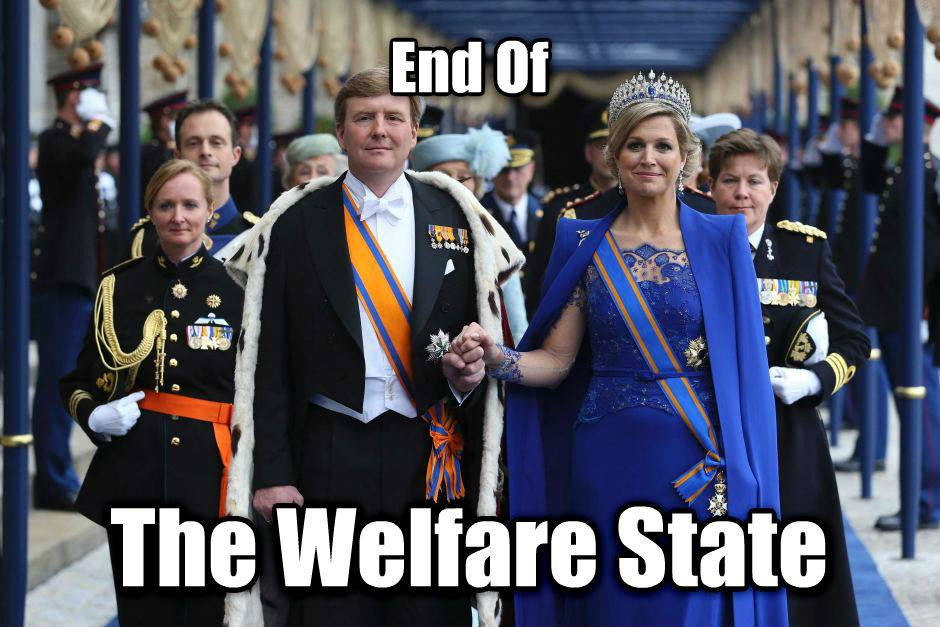 end the welfare state