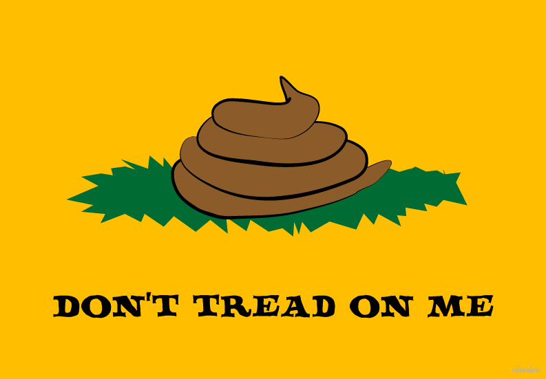 Dont Tread On Me Slang By Dictionary