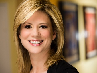 Kirsten Powers portraits by Len Spoden Photography