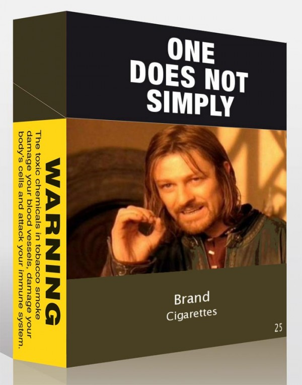 one_does_not_simply_brand_cigarettes