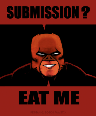 PIGMAN Submission Eat Me