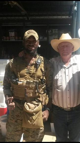 Charlie Delta and Cliven Bundy.