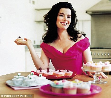 nagella with cake