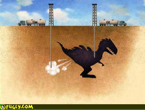 swallowing brontosauri  the great fossil fuel delusion