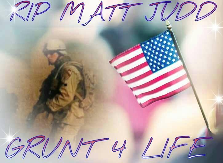 RIP Matt Judd