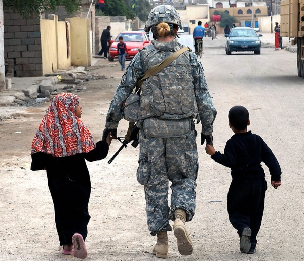 compassion-soldier-looking-out-for-children