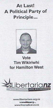 my election pamphlet