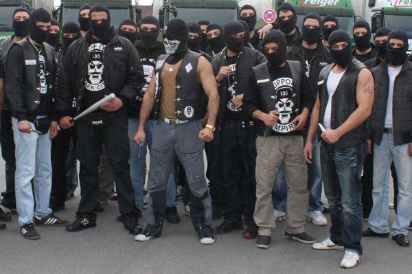 Fascist gangs