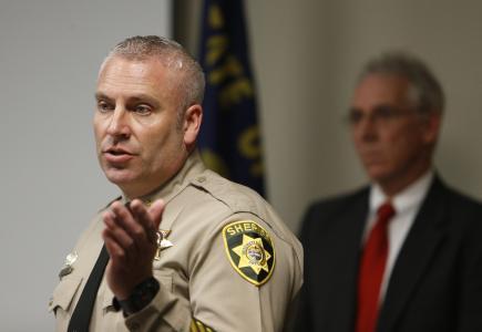sheriff Shane Nelson